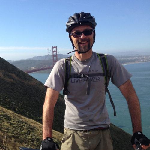Mark Krasnow Golden Gate Bridge